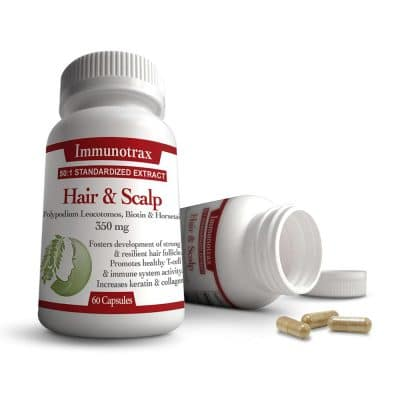 Immunotrax Hair & Scalp