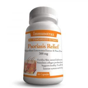 Psoriasis Relief Natural Supplement