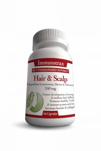 Immunotrax Hair and Scalp Bottle